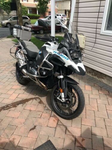 2015 BMW R1200GS ADV White craigslist