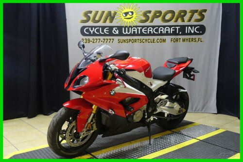 2015 BMW S 1000 RR RED WHITE for sale
