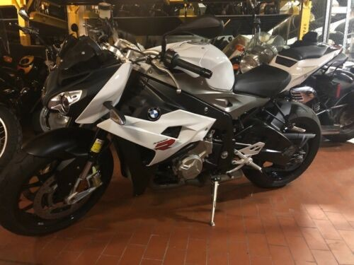 2015 BMW S1000R White for sale