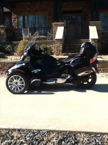 2015 Can-Am Spyder RT LTD Black craigslist