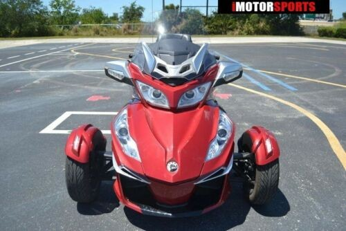 2015 Can-Am Spyder RT-S 6-Speed Semi-Automatic (SE6) -- -- for sale craigslist
