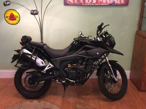 2015 Custom Built Motorcycles Zong Cyclone CSC RX3 Black for sale