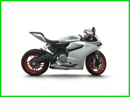 2015 Ducati 899 PANIGALE WHITE CALL (877) 8-RUMBLE White for sale craigslist