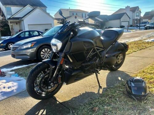 2015 Ducati Sport Touring dark stealth for sale