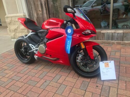 2015 Ducati Superbike Red for sale