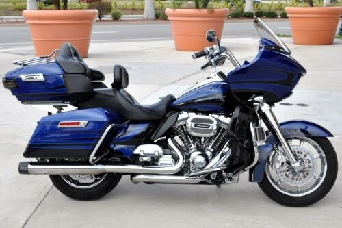 2015 Harley-Davidson CVO Road Glide Ultra CVO Blue Black for sale craigslist