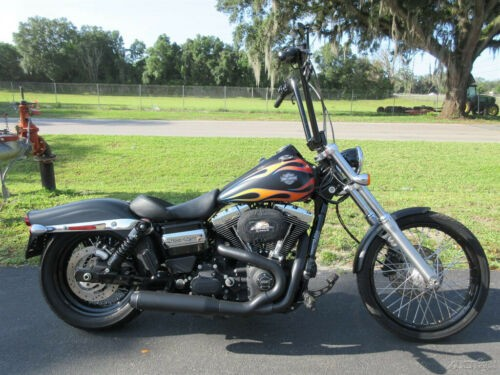 2015 Harley-Davidson Dyna Wide Glide® Black for sale craigslist