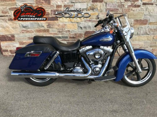 2015 Harley-Davidson Dyna FLD - Dyna Switchback Blue for sale