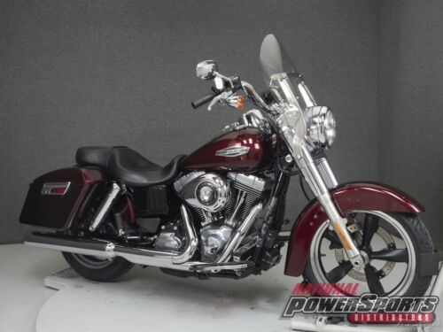 2015 Harley-Davidson Dyna FLD SWITCHBACK WABS MYSTERIOUS RED SUNGLO for sale craigslist