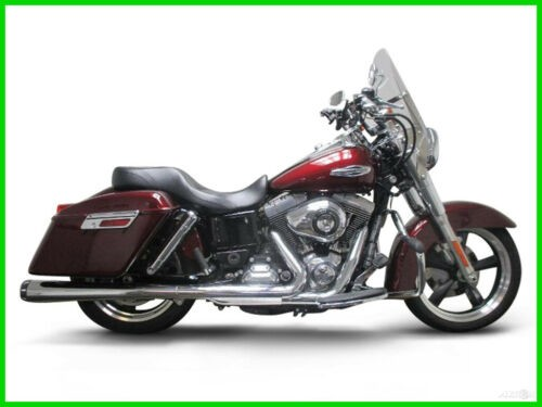 2015 Harley-Davidson Dyna CALL (877) 8-RUMBLE Maroon for sale