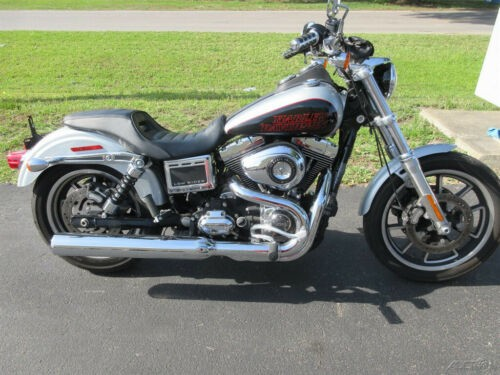 2015 Harley-Davidson Dyna Low Rider® Silver for sale