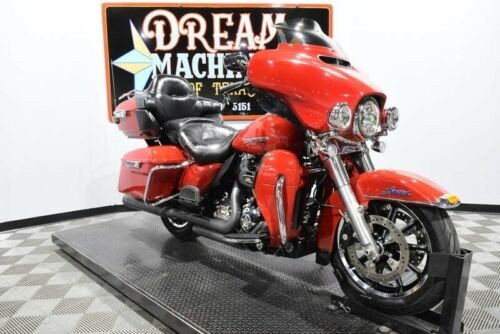 2015 Harley-Davidson FLHTK - Ultra Limited -- Red for sale