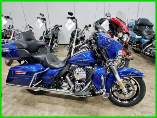 2015 Harley-Davidson FLHTKL Ultra Limited Low - Color Option Superior Blue for sale craigslist
