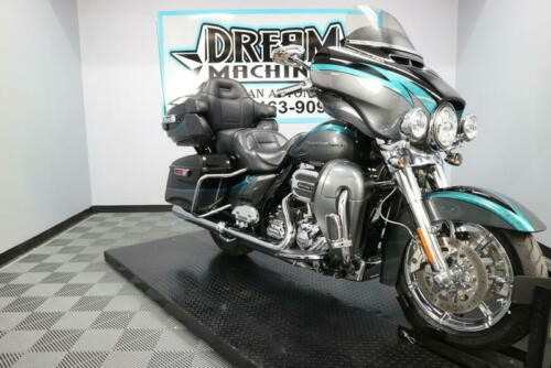 2015 Harley-Davidson FLHTKSE - CVO Limited -- Carbon Dust And Charcoal Slate craigslist
