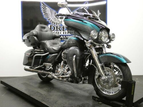 2015 Harley-Davidson FLHTKSE - Screamin Eagle CVO Limited -- Carbon Dust/Charcoal Slate for sale