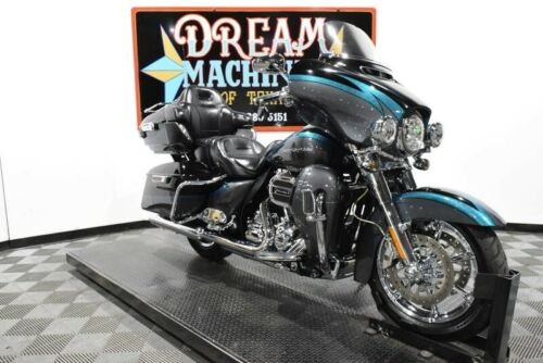 2015 Harley-Davidson FLHTKSE - Screamin Eagle Limited CVO -- Carbon Dust and Charcoal Slate for sale craigslist