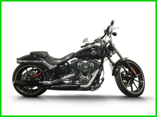 2015 Harley-Davidson Softail CALL (877) 8-RUMBLE Black for sale craigslist