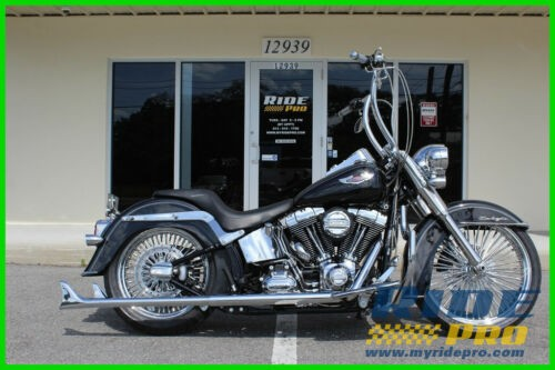 2015 Harley-Davidson Softail Softail® Deluxe Black for sale