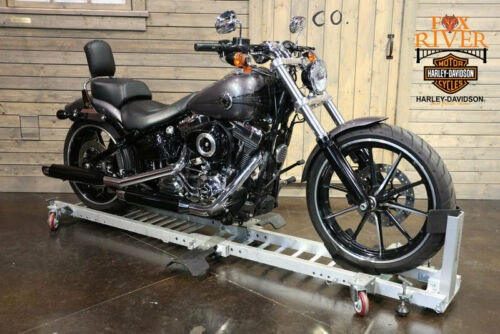 2015 Harley-Davidson Softail BREAKOUT FXSB Gray for sale
