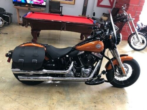2015 Harley-Davidson Softail FLS SOFTAIL SLIM Orange craigslist