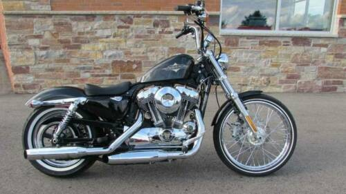 2015 Harley-Davidson Sportster XL1200V - Sportster Seventy-Two Black for sale craigslist
