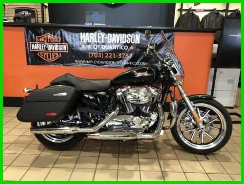 2015 Harley-Davidson Sportster XL1200T  Superlow® 1200T Deep Jade Pearl for sale