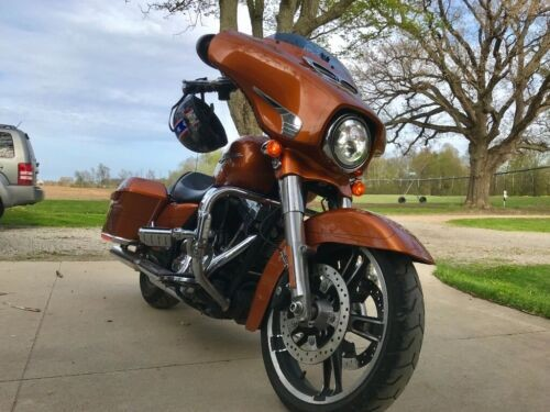2015 Harley-Davidson Touring Amber Whiskey for sale