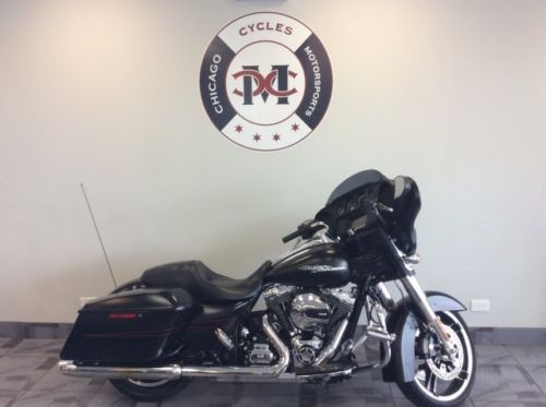 2015 Harley-Davidson Touring STREET GLIDE SPECIAL DENIM BLACK CALL 708-231-0251 Black for sale
