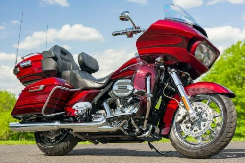 2015 Harley-Davidson Touring Burgundy Blaze/Typhoon Maroon for sale