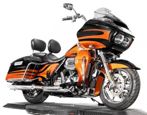 2015 Harley-Davidson Touring Carbon Dust/Autumn Sunset craigslist