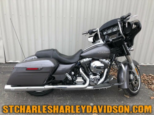 2015 Harley-Davidson Touring Charcoal Pearl for sale craigslist