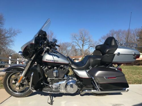 2015 Harley-Davidson Touring Gray for sale