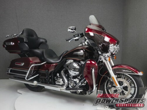 2015 Harley-Davidson Touring MYSTERIOUS RED SUNGLO/BLACKENED CAYENNE SUNGLO craigslist