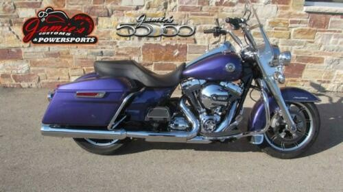 2015 Harley-Davidson Touring FLHR - Road King Purple craigslist