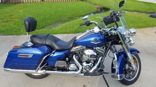 2015 Harley-Davidson Touring Superior Blue for sale