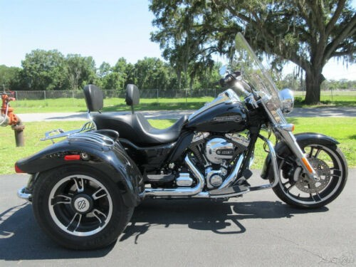 2015 Harley-Davidson Trike Freewheeler™ Black for sale