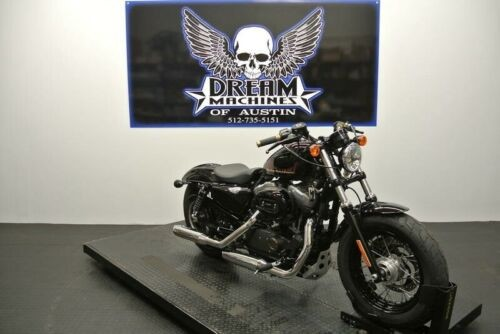 2015 Harley-Davidson XL1200X - Sportster Forty-Eight -- Black craigslist