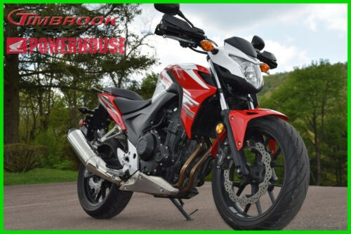2015 Honda CB 500F ABS White for sale craigslist