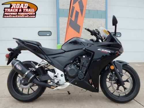 2015 Honda CBR -- Black for sale craigslist
