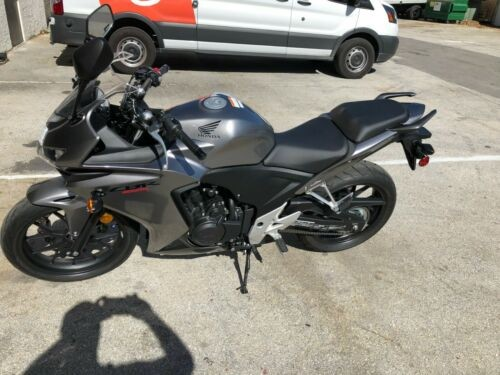 2015 Honda CBR GRY for sale craigslist