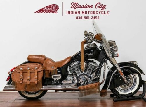 2015 Indian Chief® Vintage Thunder Black -- Black for sale craigslist