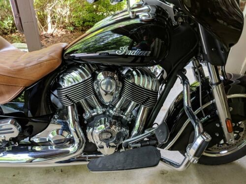2015 Indian Roadmaster Black for sale craigslist