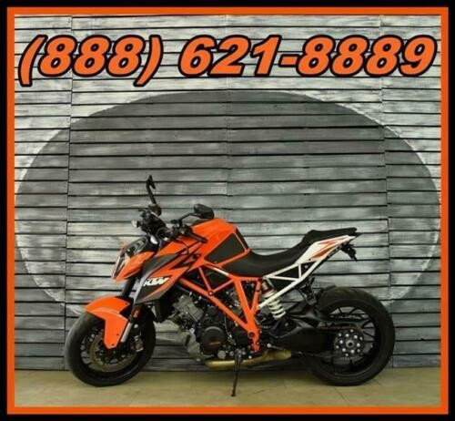 2015 KTM 1290 Superduke R -- Black for sale craigslist