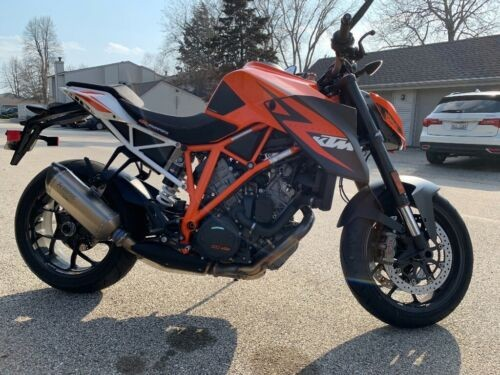 2015 KTM 1290 Superduke Orange craigslist