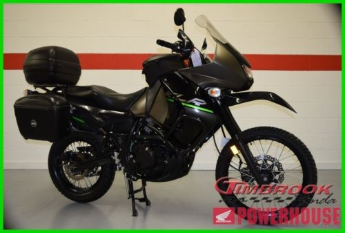 2015 Kawasaki KLR 650 for sale craigslist