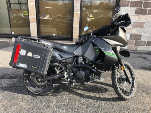 2015 Kawasaki KLR 650 Black for sale