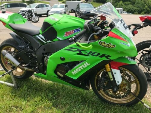 2015 Kawasaki Ninja Green for sale craigslist