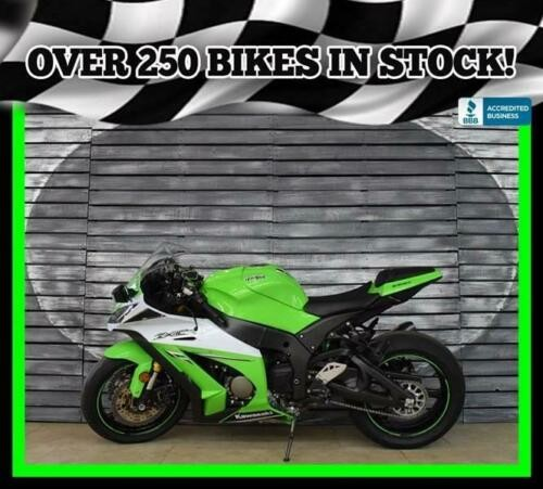 2015 Kawasaki Ninja -- Green for sale