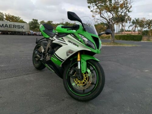 2015 Kawasaki Ninja Green for sale