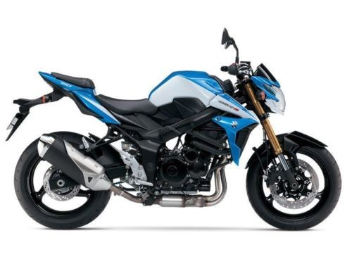 2015 Suzuki GSX / Katana -- Blue for sale